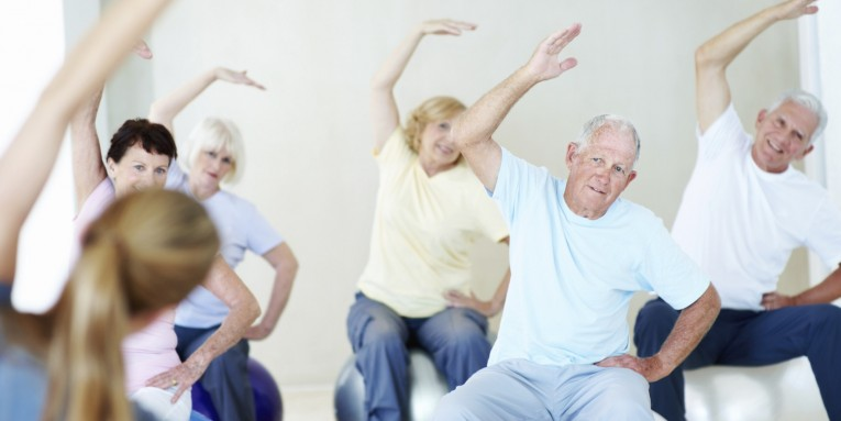 Las Vegas Yoga Pilates New Senior Yoga Classes
